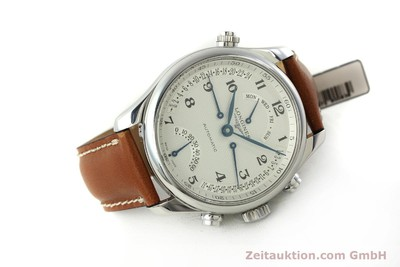 LONGINES MASTER COLLECTION STEEL AUTOMATIC KAL. L698.2 LP: 2770EUR [151360]