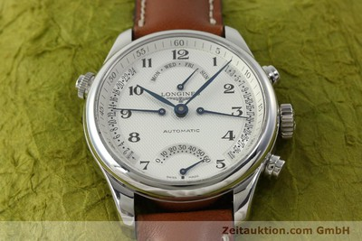 LONGINES MASTER COLLECTION ACIER AUTOMATIQUE KAL. L698.2 LP: 2770EUR [151360]