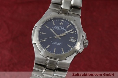 VACHERON & CONSTANTIN OVERSEAS CHRONOMETER AUTOMATIC HERRENUHR VP: 13000,- Euro [151361]