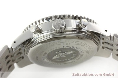 BREITLING NAVITIMER HERITAGE CHRONOGRAPH AUTOMATIK STAHL A35340 VP: 7860,- EURO [151373]
