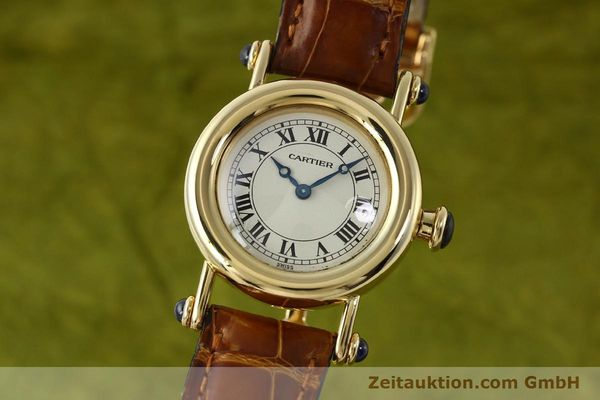 CARTIER ORO 18 CT QUARZO KAL. 157.06 [151378]