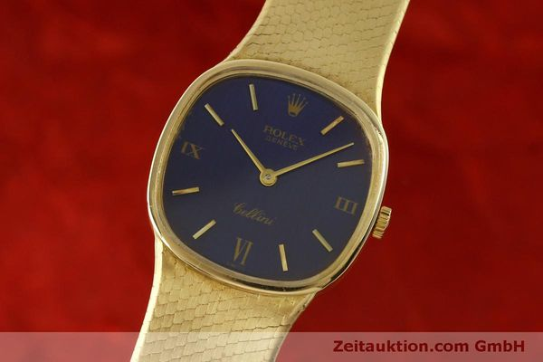 ROLEX CELLINI ORO 18 CT CARICA MANUALE KAL. 1601 LP: 13350EUR [151393]