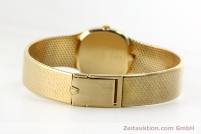 ROLEX CELLINI 18 CT GOLD MANUAL WINDING KAL. 1601 LP: 13350EUR [151393]
