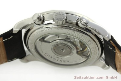 LONGINES AVIGATION CHRONOGRAPH STEEL AUTOMATIC KAL. L650.2 ETA 2894-2 LP: 1920EUR [151398]