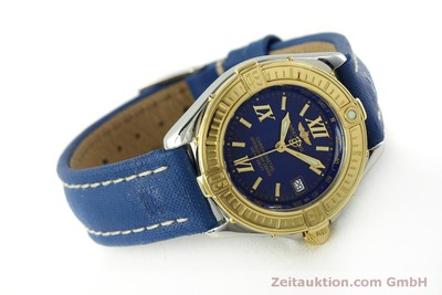 BREITLING LADY B-CLASS CHRONOMETER DAMENUHR STAHL/ GOLD D67365 VP: 3830,- EURO [151399]