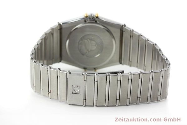 Used luxury watch Omega Constellation steel / gold quartz Kal. 1444  | 151412 11