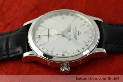 JAEGER LE COULTRE MASTER CONTROL STEEL AUTOMATIC KAL. 891/2/447 [151421]