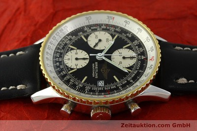 BREITLING NAVITIMER CHRONOGRAPH STEEL / GOLD AUTOMATIC KAL. VAL 7750 [151425]