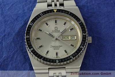 OMEGA SEAMASTER COSMIC 2000 DAY DATE HERRENUHR AUTOMATIK CAL. 1020 [151438]