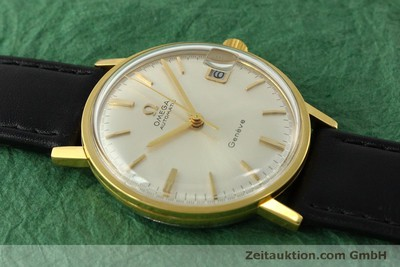OMEGA GOLD-PLATED AUTOMATIC KAL. 565 VINTAGE [151457]