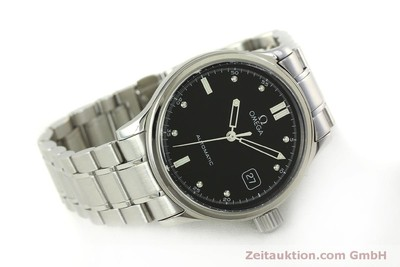 OMEGA DYNAMIC STEEL AUTOMATIC KAL. 1108 ETA 2892-A2 LP: 4600EUR [151462]