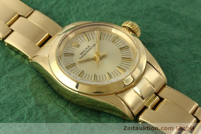 ROLEX OYSTER PERPETUAL OR 18 CT AUTOMATIQUE KAL. 2030 LP: 20600EUR [151502]