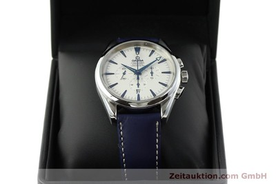 OMEGA SEAMASTER CHRONOGRAPH STEEL AUTOMATIC KAL. 3301A LP: 6000EUR [151505]