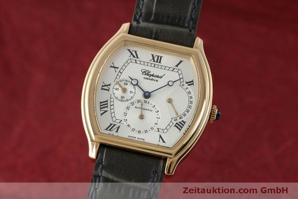 CHOPARD 18 CT GOLD AUTOMATIC KAL. 9644 LP: 22100EUR [151508]