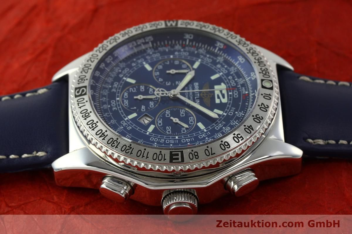 breitling b2 chronograph stahl automatik kal b42 eta. Black Bedroom Furniture Sets. Home Design Ideas