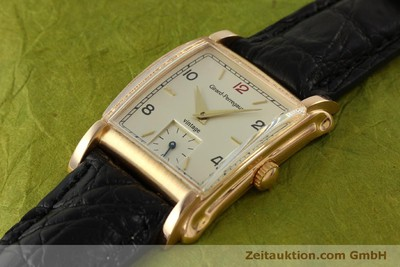 GIRARD PERREGAUX VINTAGE 18 CT RED GOLD MANUAL WINDING KAL. 2300-469 LP: 18900EUR VINTAGE [151547]