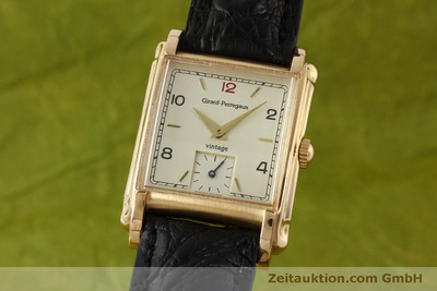 GIRARD PERREGAUX 18K ROT GOLD VINTAGE 94 SMALL SECOND 2550 VP: 18900,- EURO [151547]
