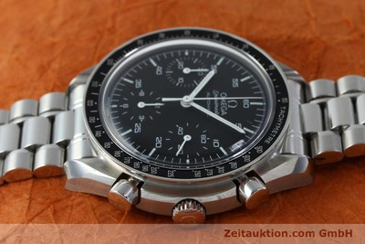 OMEGA SPEEDMASTER CHRONOGRAPH STEEL AUTOMATIC KAL. 3220A LP: 3020EUR [151558]