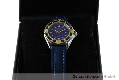 BREITLING LADY J CLASS STAHL / GOLD DAMENUHR TOP D52064 VP: 2290,- EURO [151563]