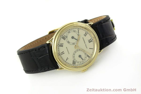 Used luxury watch Audemars Piguet * 18 ct gold automatic Kal. 2124  | 151571 03