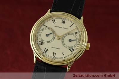 AUDEMARS PIGUET 18 CT GOLD AUTOMATIC KAL. 2124 [151571]