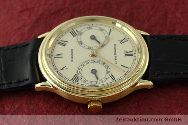 Used luxury watch Audemars Piguet * 18 ct gold automatic Kal. 2124  | 151571 05