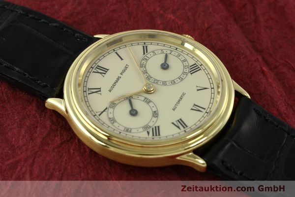 Used luxury watch Audemars Piguet * 18 ct gold automatic Kal. 2124  | 151571 13