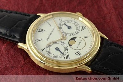 AUDEMARS PIGUET DAY-DATE MOONPHASE 18 CT GOLD AUTOMATIC KAL. 2124 [151572]