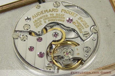 AUDEMARS PIGUET OR ROUGE 18 CT REMONTAGE MANUEL KAL. 2080 [151573]