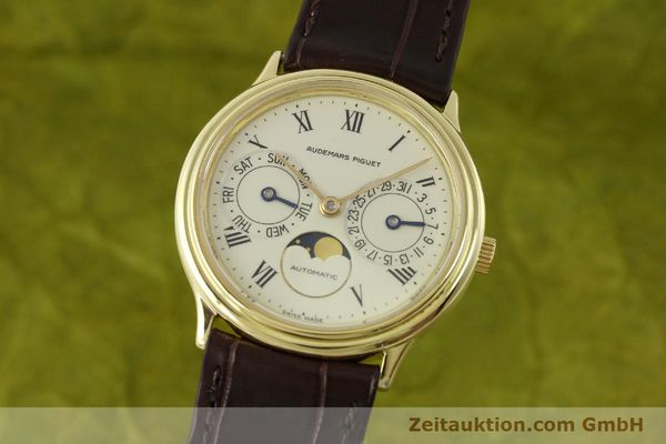 AUDEMARS PIGUET DAY-DATE MOONPHASE OR 18 CT AUTOMATIQUE KAL. 2124 [151574]