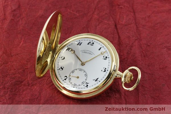 A. LANGE & SÖHNE DUF ORO GIALLO 14 CT CARICA MANUALE KAL. 41  [151575]