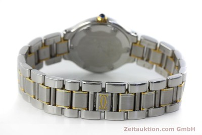 CARTIER LIGNE 21 GILT STEEL QUARTZ KAL. 690 [151580]