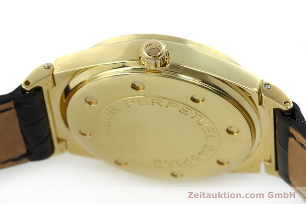 Used luxury watch IWC Ewiger Kalender 18 ct gold automatic Kal. 35582 Ref. 35401  | 151596 11