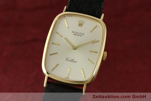 ROLEX CELLINI ORO 18 CT CARICA MANUALE KAL. 1601 LP: 5000EUR [151598]
