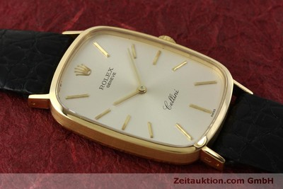 ROLEX CELLINI OR 18 CT À REMONTAGE MANUEL KAL. 1601 LP: 5000EUR [151598]