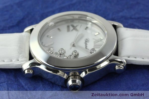 Used luxury watch Chopard Happy Sport steel quartz Kal. ETA 955.112  | 151603 05