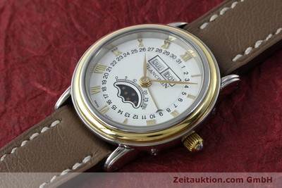 BLANCPAIN VILLERET STEEL / GOLD MANUAL WINDING KAL. 6281 [151626]