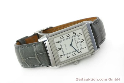 JAEGER LE COULTRE REVERSO STEEL MANUAL WINDING KAL. 846/1 [151653]