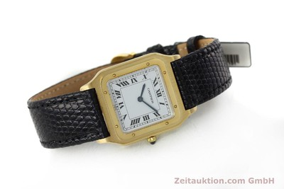 CARTIER PANTHERE 18 CT GOLD MANUAL WINDING KAL. 21 [151663]
