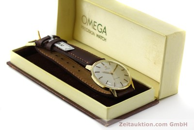 OMEGA SEAMASTER OR 18 CT AUTOMATIQUE KAL. 552 LP: 6710EUR [151702]