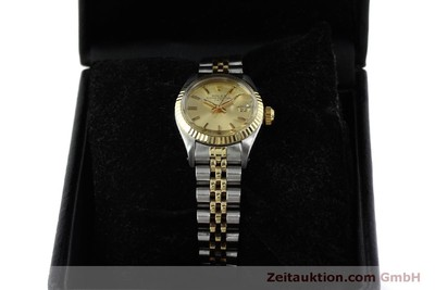 ROLEX LADY DATE STEEL / GOLD AUTOMATIC KAL. 2030 LP: 6950EUR [151727]