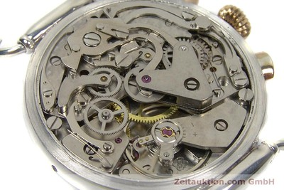CHRONOSWISS A. ROCHAT CHRONOGRAPH SILVER MANUAL WINDING KAL. VALJ. 7733 [151733]