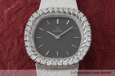 OMEGA 18 CT WHITE GOLD MANUAL WINDING KAL. 625 [151738]