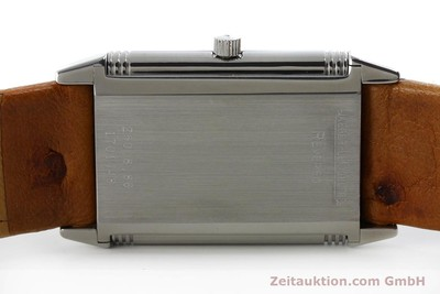JAEGER LE COULTRE REVERSO STEEL MANUAL WINDING KAL. 846 [151739]