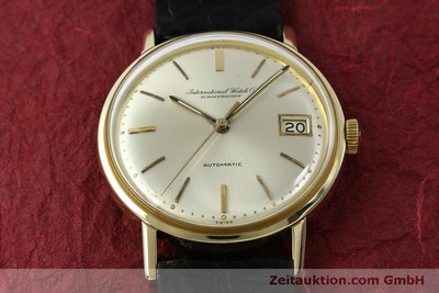 IWC PORTOFINO 18 CT GOLD AUTOMATIC KAL. 8541 [151749]
