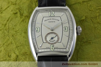 FRANCK MULLER HAVANA STEEL MANUAL WINDING LP: 6800EUR [151756]