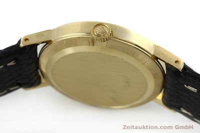 ROLEX CELLINI OR 18 CT REMONTAGE MANUEL KAL. 1600 LP: 4300EUR [151759]