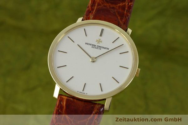 VACHERON & CONSTANTIN CLASSIQUE 18 CT GOLD MANUAL WINDING KAL. 1003/1 [151762]