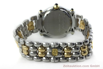CHOPARD HAPPY SPORT ACIER / OR QUARTZ KAL. ETA 956.102 LP: 13930EUR [151775]