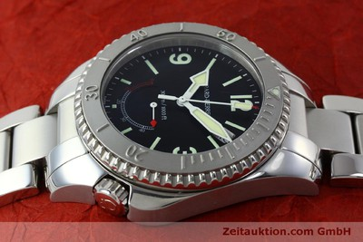 GIRARD PERREGAUX SEA HAWK STEEL AUTOMATIC KAL. 330C LP: 11500EUR [151777]